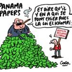 Humour  et pour rappel : L'affaire des Panama papers !
