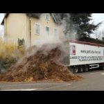 Quand un citoyen Français paye une amande avec un camion de fumier, c'est le retour du troc
