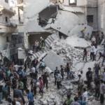 Alep :Témoignage exclusif de Lizzie Phelan correspondante RT après la reprise de la ville par les forces gouvernementales