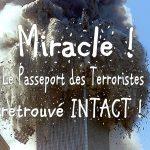 Une affaire de passeports : Etranges similitudes lors d'attentats