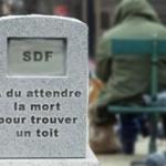 Nice: Un SDF meurt de froid dans un jardin de la ville