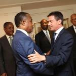 Congo Brazzaville : Quand Manuel Valls s'acoquine avec Denis Sassou Nguesso