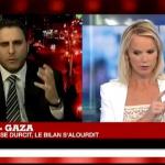 Conflit Israélo-palestinien  : Débat houleux sur le plateau de France 24