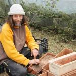 Agriculture sans eau ni pesticides : Pascal Pot, celui qui apprenait à ses plantes