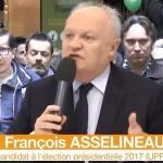 Politique : Asselineau se lâche en off et balance toute la vérité