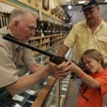USA : La vente d'armes dans le public atteint 300'000'000 pour une population de 318'000'000 d'habitants