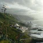 Climat : Grosses intempéries sur l'île de Tenerife
