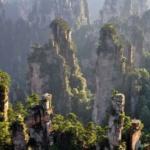 Chine : Magnifique nature, James Cameron s'en est inspiré pour son film Avatar