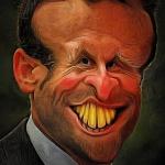 Humour : Un terrain hostile à Macron ici ? Pardon ?