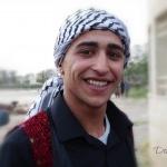 La jeunesse palestinienne affronte les troupes de l'occupant pour marquer sa solidarité avec les grévistes de la faim