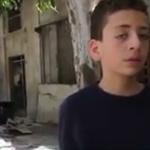 Syrie : Pierre Le Corf, encore un témoignage poignant