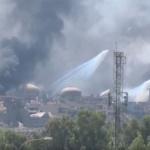 Syrie : Le phosphore blanc, que la coalition anti-Daech est accusée d'utiliser