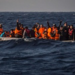Italie, vendredi 14 juillet 2017: 4400 migrants en un jour