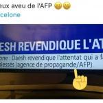 L'image du jour : AFP, agence de propagande au service des sionistes ?