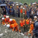 Chine : Séisme en Chine: des centaines de morts, 24.000 maisons endommagées