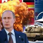 Russie : Poutine se prépare à envoyer 100.000 soldats près de la frontière russe avec l'OTAN