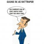 L'image du jour : Après avoir traité les français de fainéants, Macron se rattrape