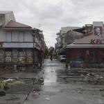 Climat : Après le passage de l'ouragan Irma, l'île de St. Martin détruite à 95 %