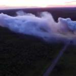 Science et Vie : Un générateur de nuages via la surface de la terre ?