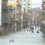 """Climat : La Havane, inondée """"comme jamais"""" par l'ouragan Irma"""