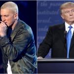 Culture & Cinéma : Eminem déteste Trump et le fait savoir