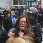 Espagne : La Catalogne dit «oui» au terme d'une journée noire