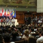 Politique : Macron révèle que l'Europe doit s'unire afin, entre autres, de luter contre des catastrophes de moins en moins naturelles.
