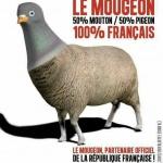 L'image du jour : Le Coq, emblème de la France Libre, de la France insoumise, résistante, irréductible à l'ennemi… Bla bla bla…