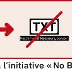 """Suisse : Tuer le service public ? Non ? Alors NON à l'initiative """"No Billag"""""""