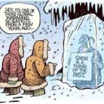 L'être humain et son implication dans le réchauffement climatique : Il n'y a que les cons ou celles et ceux à qui profite le crime qui ne changent pas d'avis
