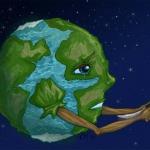 C'est dans un déni assourdissant que la plupart d'entre nous laissons notre terre mourir