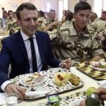 Fin décembre 2017, le Président Emmanuel Macron visitait les forces armées au Niger, vive réactions dans la population