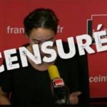 Suicides à la SNCF : la chronique d'Audrey Vernon censurée sur France Inter