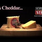 Culture PUB : Un fromage qui rend fort, Nolan's Cheddar