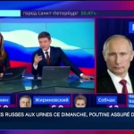 Russie : Victoire écrasante du président sortant Vladimir Poutine réélu pour un 4ème mandat