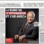 Suisse : L'UPR, parti anti Europe, anti OTAN et anti Euro a le vent en poupe