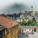 Syrie, Pierre Le Corf : Hier soir à Alep… Témoignage