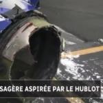 États-Unis: un moteur d'avion explose en plein vol, brise un hublot et tue une passagère