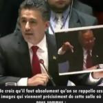 Menaces de frappes en Syrie : Rappel sur la réaction de l'ambassadeur bolivien aux Nations Unies concernant Daesh