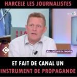 Vincent Bolloré harcèle les journalistes et fait de la chaîne Canal un instrument de propagande