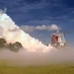 Science & Vie : le propulseur de navettes spatiales qui fait pleuvoir