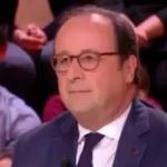 """Humour : A la question posée à Hollande concernant Macron """"Emmanuel Macron, le Président des riches ?"""""""