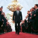 Vladimir Poutine : 3 minutes avant son investiture au Kremlin