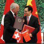 Suisse : Accord de libre-échange avec la Chine: déjà un succès