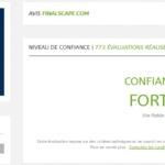 Domaine Finalscape : Évaluation indépendante