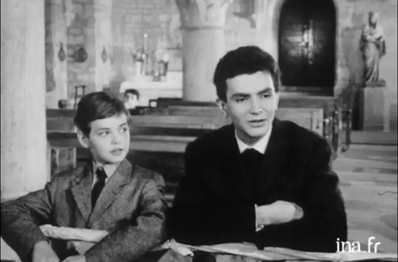 Les amities particulieres (1964), un film de Jean Delannoy
