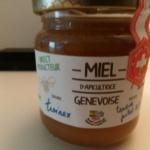 Miel Genevois directement du producteur : Presque 13 euros le pot de 250 grammes