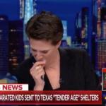 La vidéo du jour : Une journaliste américaine fond en larmes en présentant un sujet sur les enfants des migrants mexicains