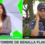 Affaire Benalla : Témoignage de l'auteur de la vidéo qui a tout déclenché
