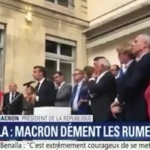 Affaire Benalla : Macron sort de son mutisme